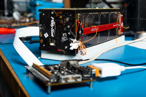 Cal Poly CubeSat Lab (PolySat)